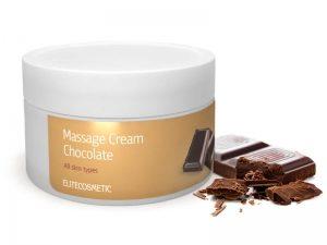 Массажный крем с Шоколадом
